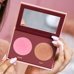WANDER BEAUTY - Trip for Two Blush and Bronzer Duo